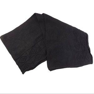 Armani Collezioni 65x12.2 large unisex scarf wool